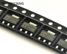 100 шт. AMS1117-3.3 AMS1117 3.3 В 1A SOT-223 Напряжение Регулирующим новый оригинальный