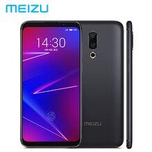 Мобильный телефон MEIZU 16 16X LTE 4G Dual SIM 6 ГБ 64 Гб Snapdragon710 OctaCore 6,0 дюймов 1080×2160 p 20 Мп + 12 МП камера Android 8,0