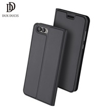 ФОТО dux ducis leather flip case for huawei honor v10 wallet capa business book phone cover case for huawei honor v10 case