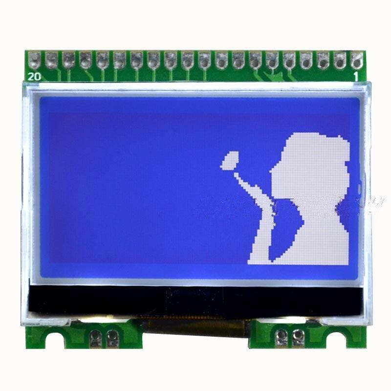 12832G-037, LCD module COG LCM