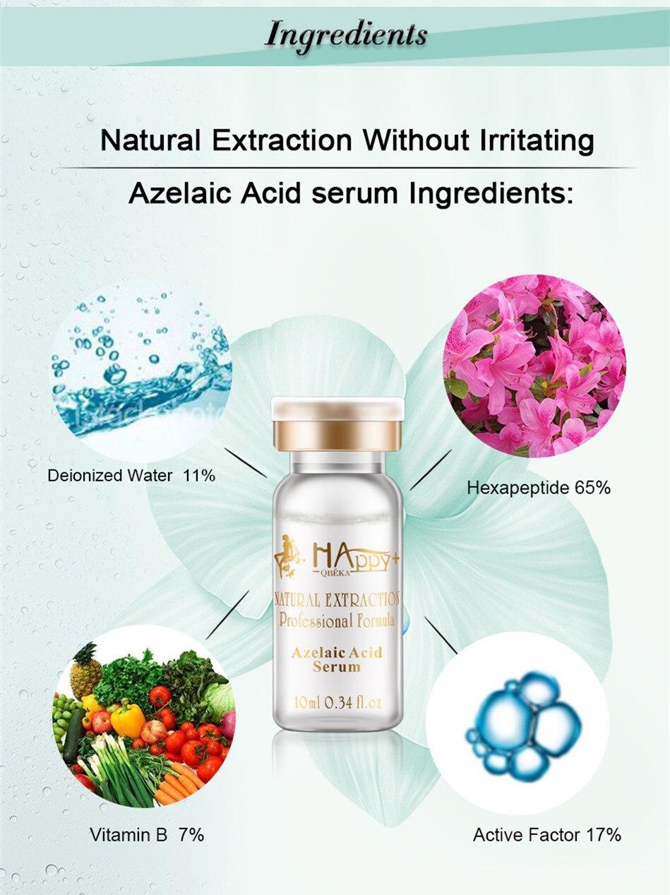 Soro Ácido Hialurônico Vitaminas Essência Hidratante Branqueamento
