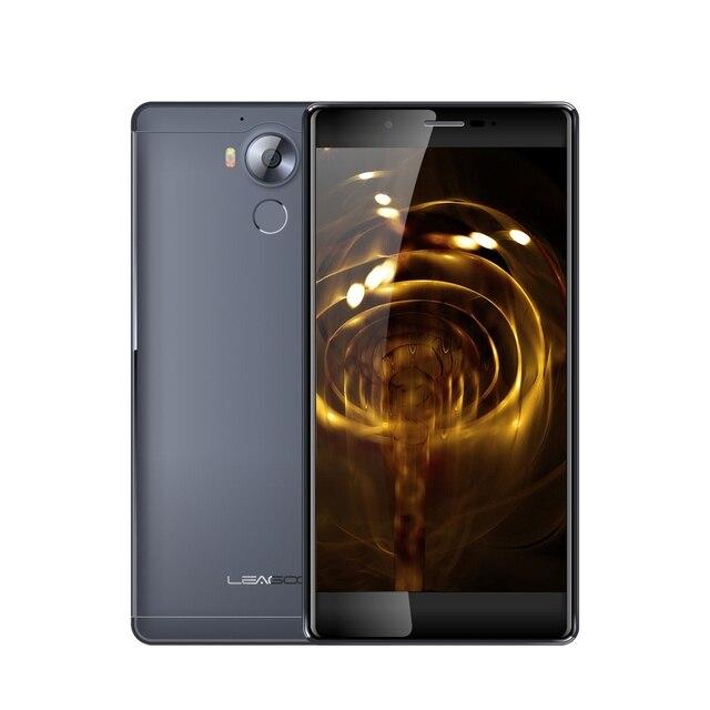 Original Leagoo T10 Android 6.0 4G 5.7 inch Smartphone Deca Core 2.0GHz 4GB+32GB 13MP FHD Main Cam Fingerprint Scanner Cellphone