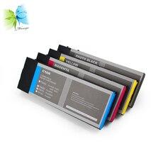 WINNERJET 220ml T6141 T6148 T6142 T6143 T6144 Compatible Ink Cartridge For Epson Stylus Pro 4400 4450 Printer