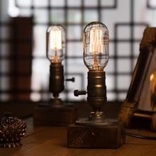 Oygroup деревянные настольные лампы романтический современный затемнения настольная лампа дома романтический настольная лампа офис свет для изучения # OY16T10