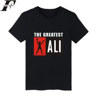 LUCKYFRIDAYF Ali Cartoon Short Sleeve T-shirts Cotton T Shirt Men O Neck And Plus Size Funny Tee Shirts For Men In Summer Casual