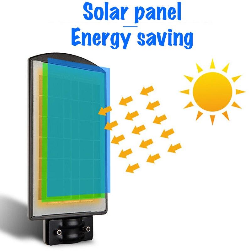 durável à prova dwaterproof água led solar