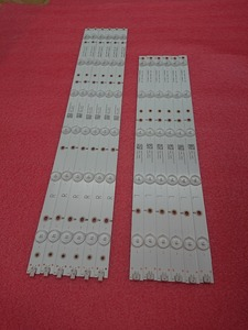 Image 3 - Led Backlight Strip (12) Voor LC 50LB370U 50PFK4509 50PFH5300 50PFT5300 50PFL6340 50PFL6540 50PFT6510 50PFL6340 50PFH4009 LB50039
