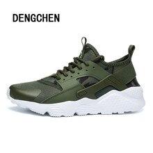 Дышащие кроссовки с сеткой для мужчин легкий летняя уличная спортивная обувь Удобные корзины Homme Chaussure Спорт Homme