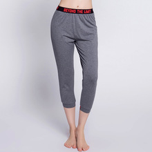 Women running pants Sports Cropped Pants Quick Dry Gym Running Capris Fitness Yoga Female