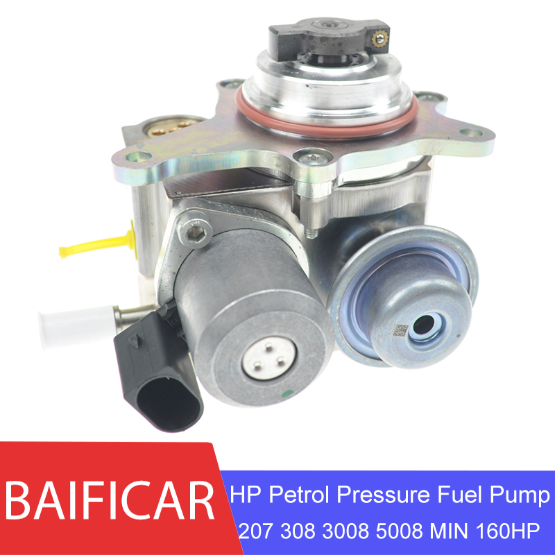 Brand New Genuine HP Petrol Pressure Fuel Pump 1920LL 9819938480 For Peugeot 207 308 3008 5008