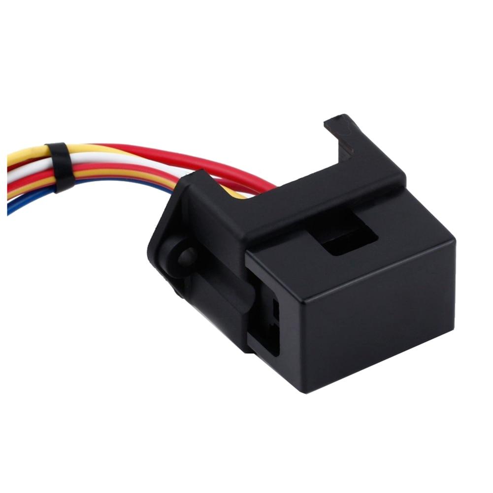 small resolution of 4 way dc32v circuit car trailer auto blade fuse box block holder inline atc ato 2
