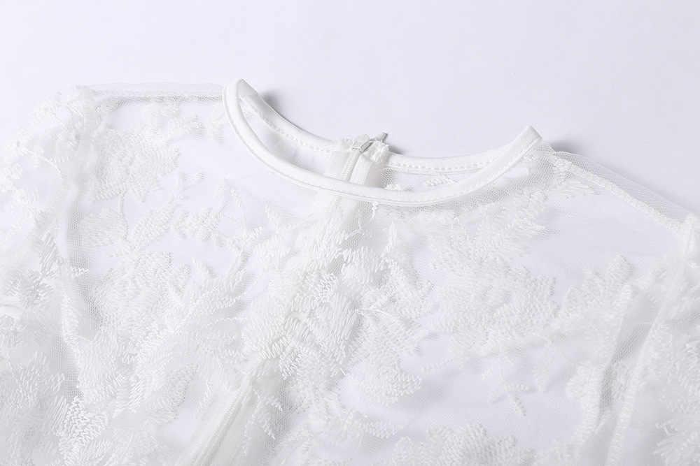 17c75fdfa4d ... Fashion New Lace Maternity Dress Gown Wedding Party Dresses Pregnant  Women Long O Neck Lace Dress