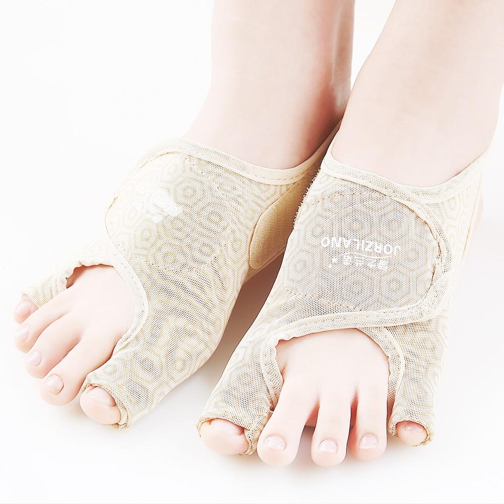 1pair Free Size Toe straightener Big Toe Spreader Correction of Hallux Valgus Pro Toe Corrector Orthopedic Foot Pain Relief