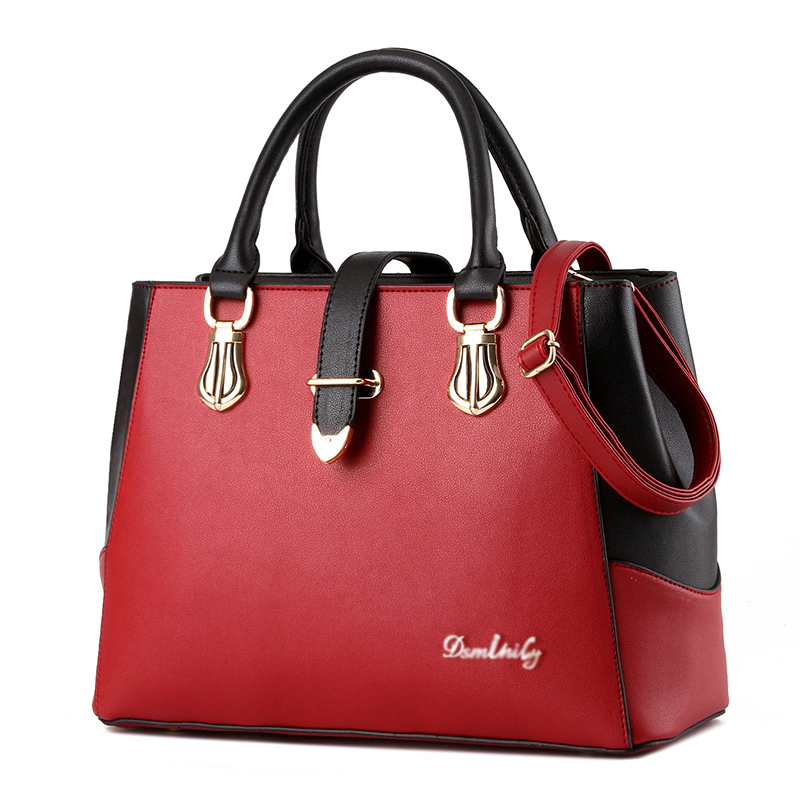 SMINICA Designer Handbags High Quality Women Bag Fashion Brand Ladies hand bag B
