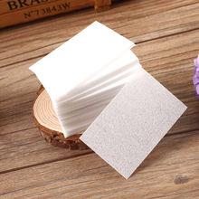 Салфетки для снятия гель лака ногтей