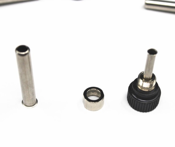 Soldering Station Iron Handle Accessories for 852D 936 937D 898D 907/ESD Iron head cannula Iron tip bushing  1PCS free shipping demarkt 707010809 этингер