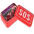 Reformer Equipamentos SOS de Emergência Portátil Carro Kit Terremoto Suprimentos De Emergência SOS Sobrevivência Acampamento Ao Ar Livre Ferramenta de Sobrevivência Engrenagem