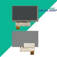 Original 6 Inch 40 Pin Touchscreen LCD For Navi N60 BT Car Navigators GPS LCD Display