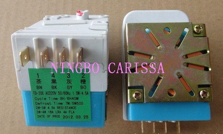 korea type fridge refrigerator parts defrost timer TD-20C 4 pins 6h40m 5m50s a discourse delivered to the students of the royal academy on the distribution of the prizes volume 4