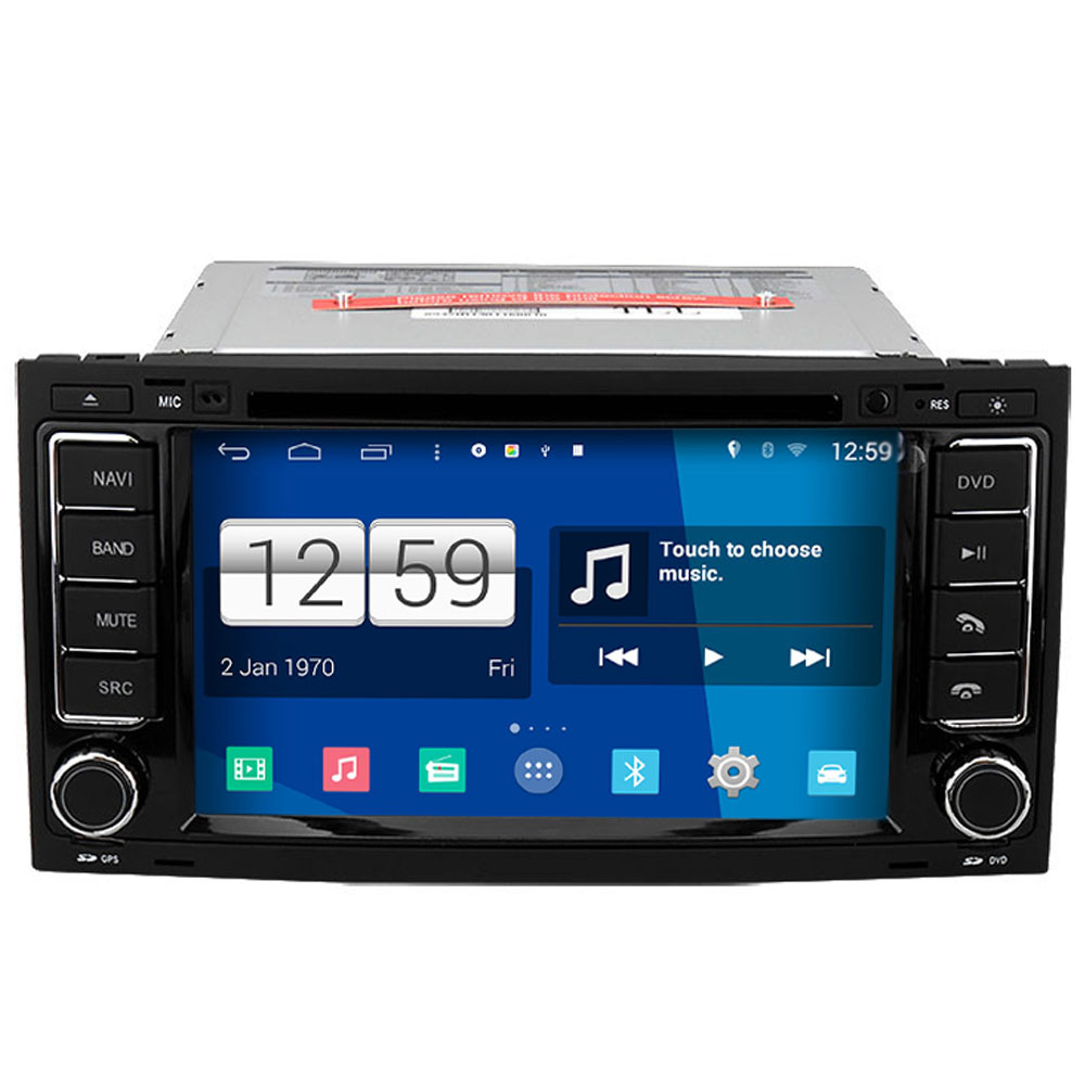 Winca S160 font b Android b font 4 4 Car DVD GPS Headunit Sat Nav for