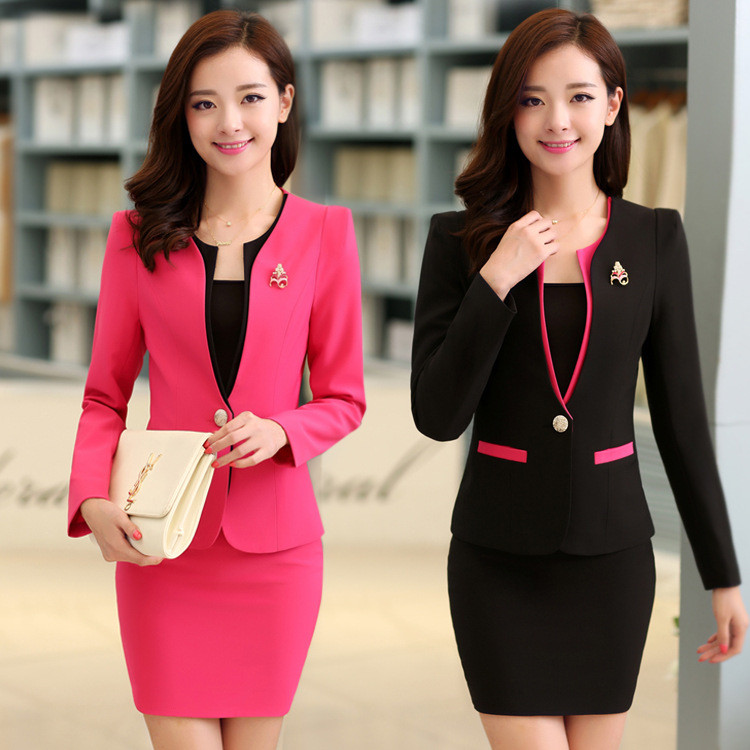 Women-Office-Uniform-Designs-Sets-Women-s-Wear-Suits-Beauty-Salon-Wholesale-Conjuntos-Femininos-Com-Saia (1)