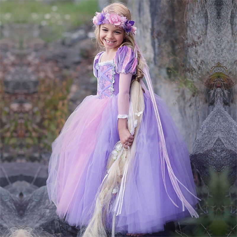New Nip Disney Baby Girls Halloween Cinderella Costume 6: Halloween Carnival Sleeping Beauty Dress Girls Easter