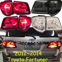 Fortuner feu arrière, 2012 ~ 2014; Libérez le bateau! LED, 4 pcs/ensemble, Fortuner arrière lumière; 4 couleur, Fortuner brouillard lumière, 2012 Attrage brouillard lampe