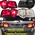 Fortuner taillight,2012~2014;Free ship!LED,4pcs/set,Fortuner rear light;4 color,Fortuner fog light,2012 Attrage fog lamp