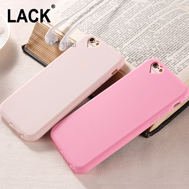 LACK Top Quality Cute Candy Color Loving Heart for iPhone 5S Case protective phone cases for