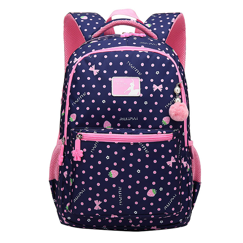 RUIPAI Brand School Bags for Girls Kids Large Capacity Primary School Backpack Cute Chil ...