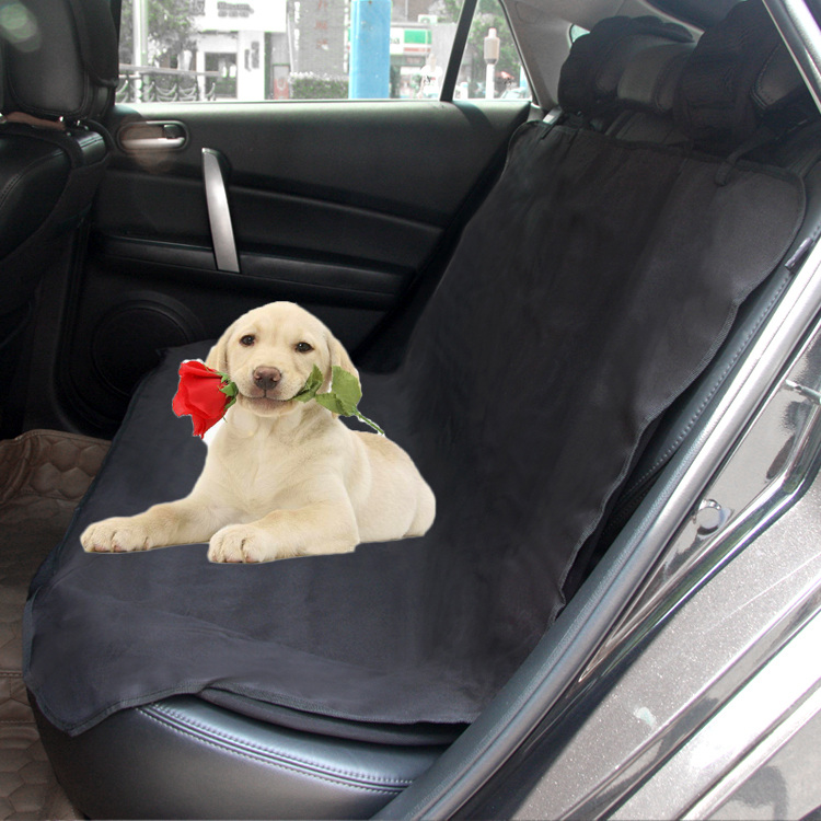 Car Pet Seat Covers Waterproof Back Bench Seat Cover For