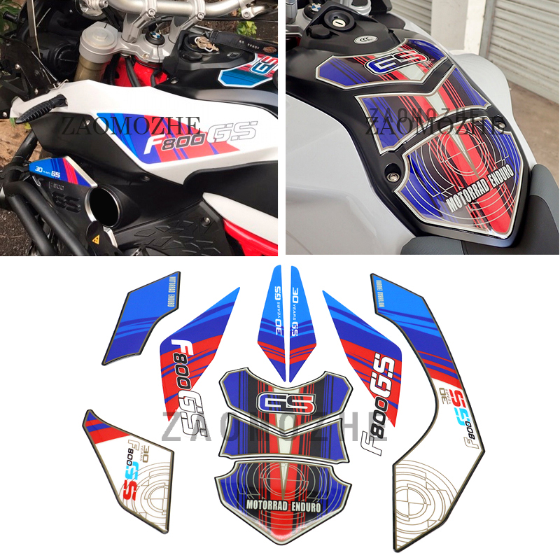 For BMW F800GS 2013 2014 2015 2016 2017 Motorcycle Whole Vehicle Decals Stickers