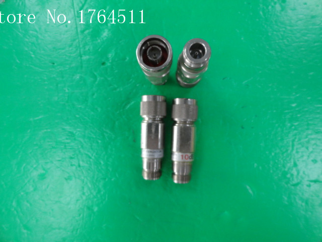[BELLA] DC-1.0GHZ 75 Ohm 6dB RF Coaxial Fixed Attenuator N  --2PCS/LOT