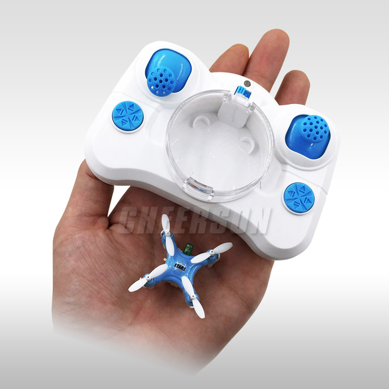 Cx-星ミニquadcopter 4軸電動toys用子供ギフト SelenTeks GARTT