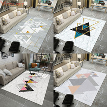 Marble Carpet Nordic Carpets Rugs Living room Bedroom Large Kids Boys Girls Child Climbing Mats Yoga Pad Mat Home Decor Coffee