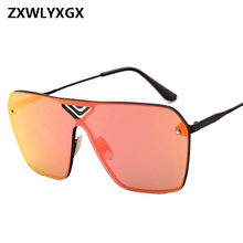 2016 Adult Mirror Goggle Rushed New Sunglasses Fashion Star With The Retro  And Women Glasses Oculos De Sol Feminino Marc bec237840e