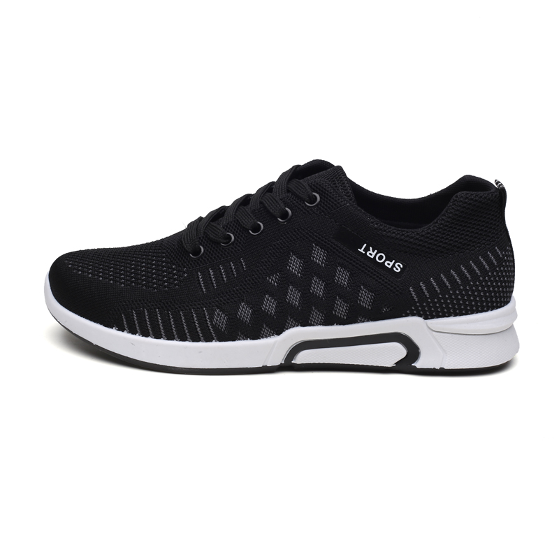 Mens Running Shoes 2018 Exercise Sneakers Breathable Brand Outdoor Comfort Size 39-44Sport shoes
