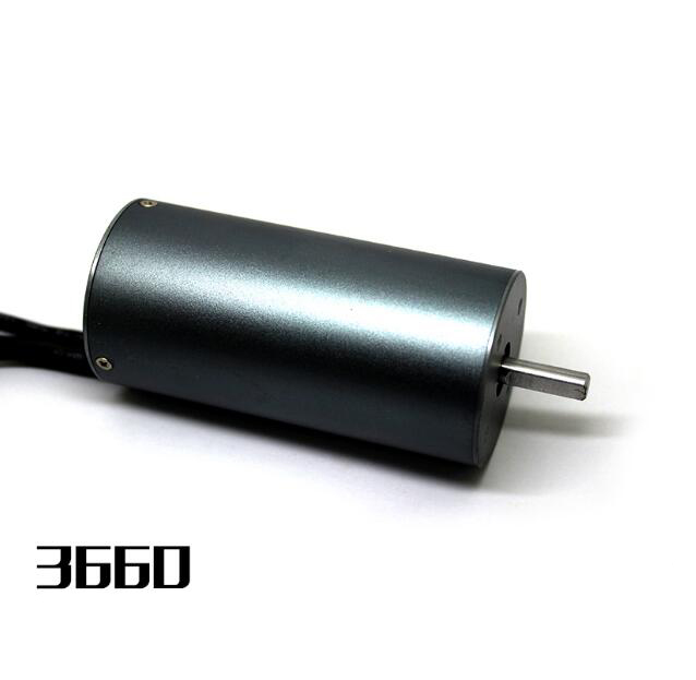 цена на Free Shipping 3660 brushless motor for 500-600mm RC Boat 1/8 1/10 RC Short course car Monster truck 80mm EDF 3500KV