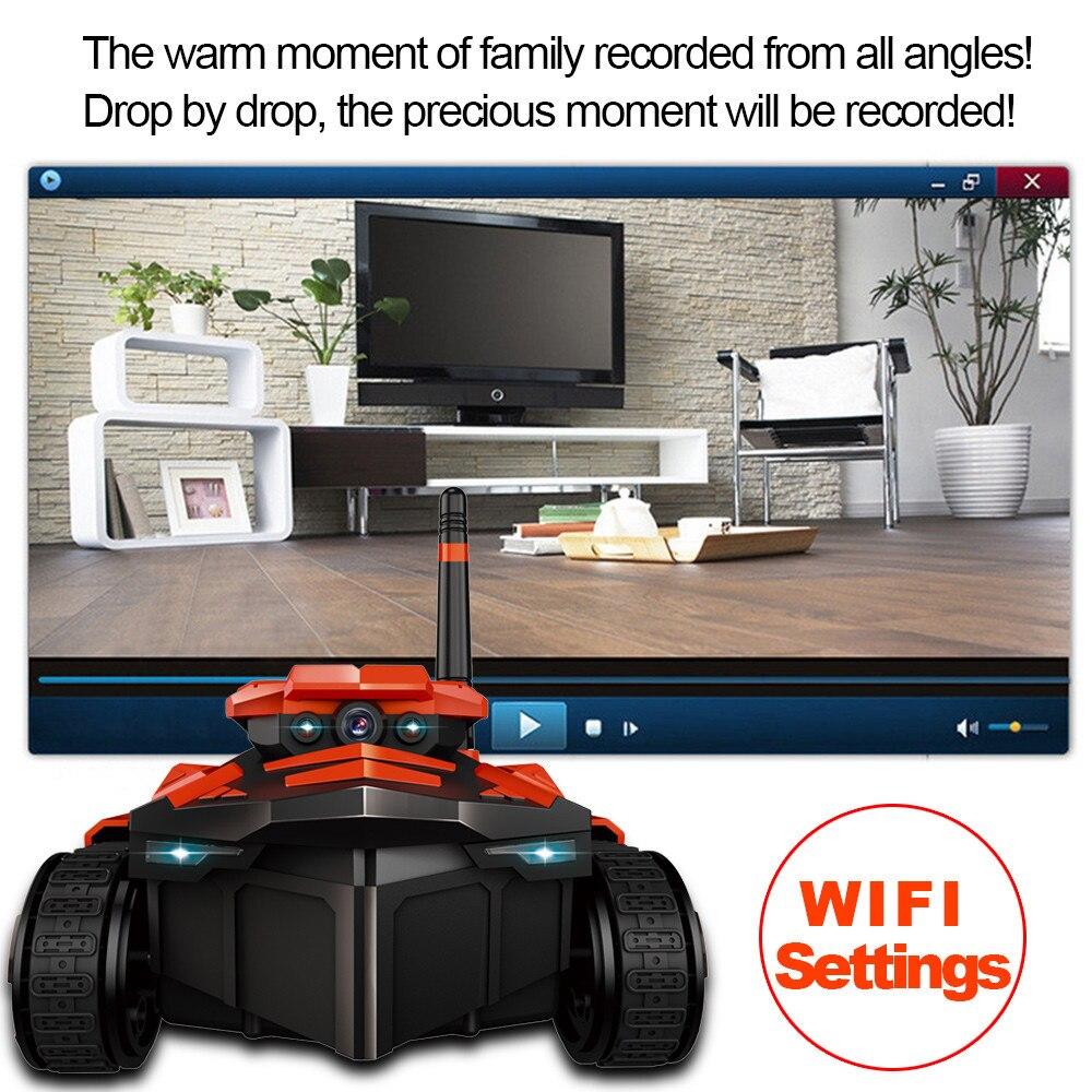 YD-211 Wifi FPV 0 3MP Camera App Remote Control Car Spy RC