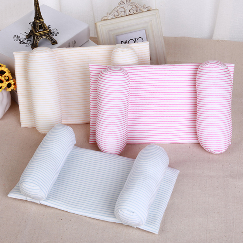 30*18 CM Adjustable Sleep Head Baby Pillow Bedding Cotton Anti Roll Pillow Kids Shaping Soft Baby Infant Head Protection P15