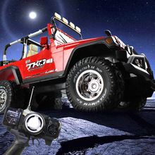 2017 navigator rc racing car 2163 4ch 1:8 60cm large size off road remote control car truck vehile model toy with LED light