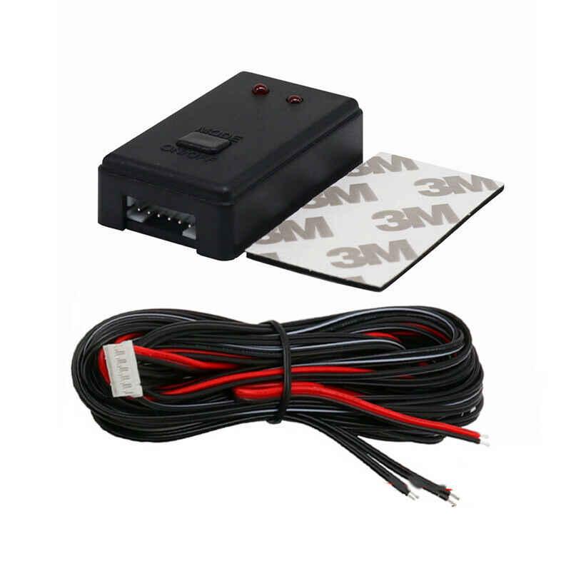 Fuleem Автомобильный светодиодный светильник контроллер вспышки модуль 2 способа 10 мигающих режимов DC 12V