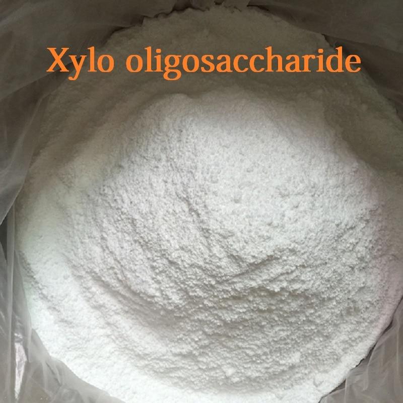 1kg Xylo-oligosaccharide Xos 95% food grade Xylo oligosaccharide 1kg bag erythritol food grade 99%