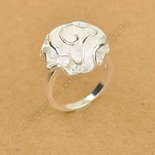 JEXXI Top Quality Fashion Luxury Woman Jewelry Genuine 925 Sterling Silver Rings US size 6-7-8-9 Factory Price Big Promotion!!