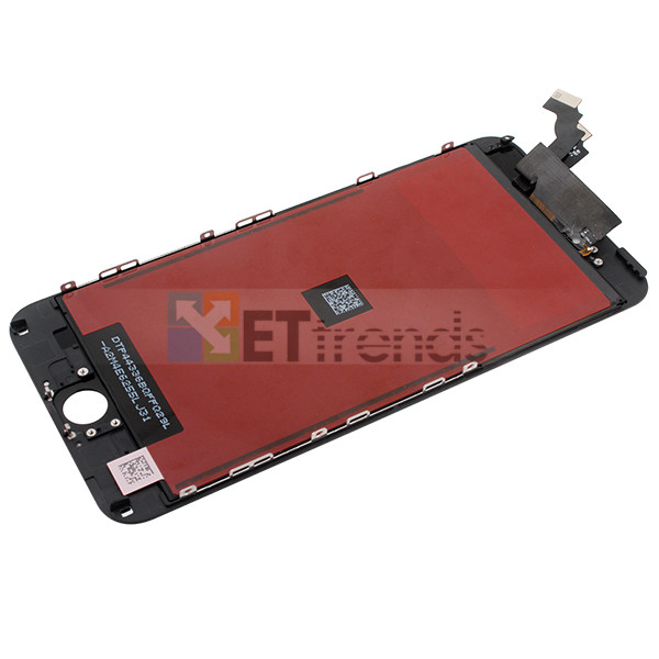 Complete LCD & Digitizer Assembly for Apple iPhone 6 Plus - Black (9)