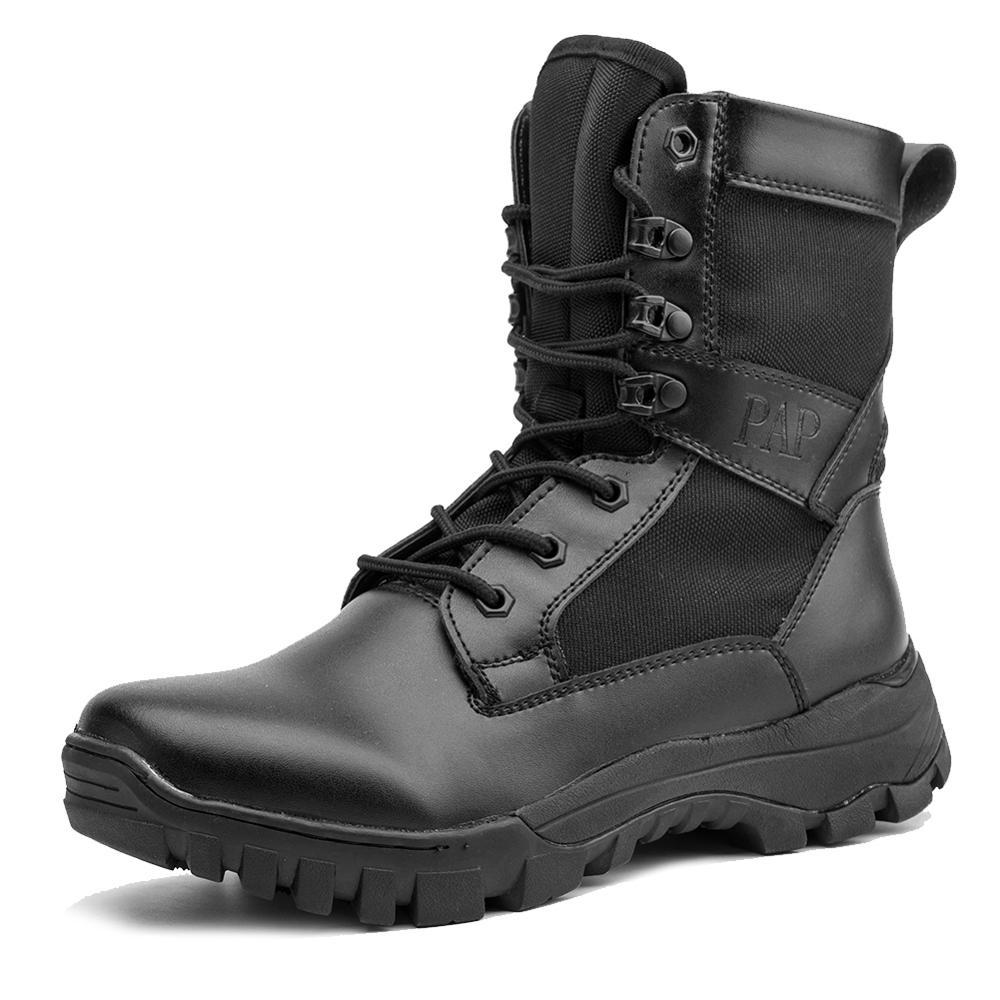 Respirant Bottes Militaires Extérieur Noir Chaussures De Sécurité Pour Hommes Bottines Hombre Force Spéciale D'entraînement Trekking Chaussures 921 - 5