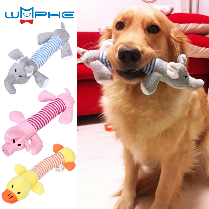 New Dog Toys Pet Puppy Chew...