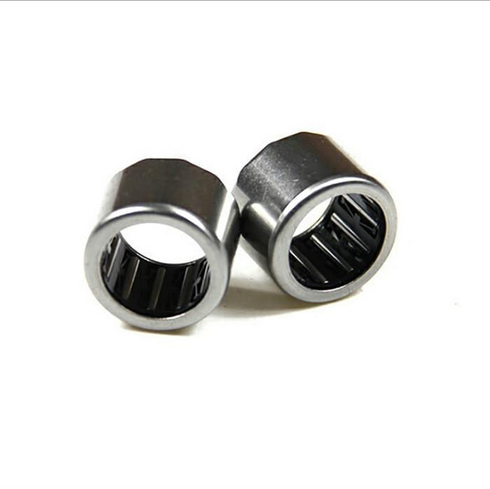 100pcs lot bearing HK0812 HK081212 Drawn Cup Type Needle Roller Bearing 8x12x12 mm high quality