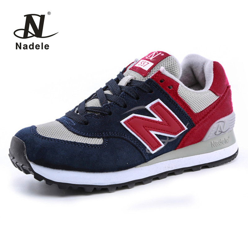 Nadele 2017 inteligente de las mujeres running shoes sneakers transpirable athle