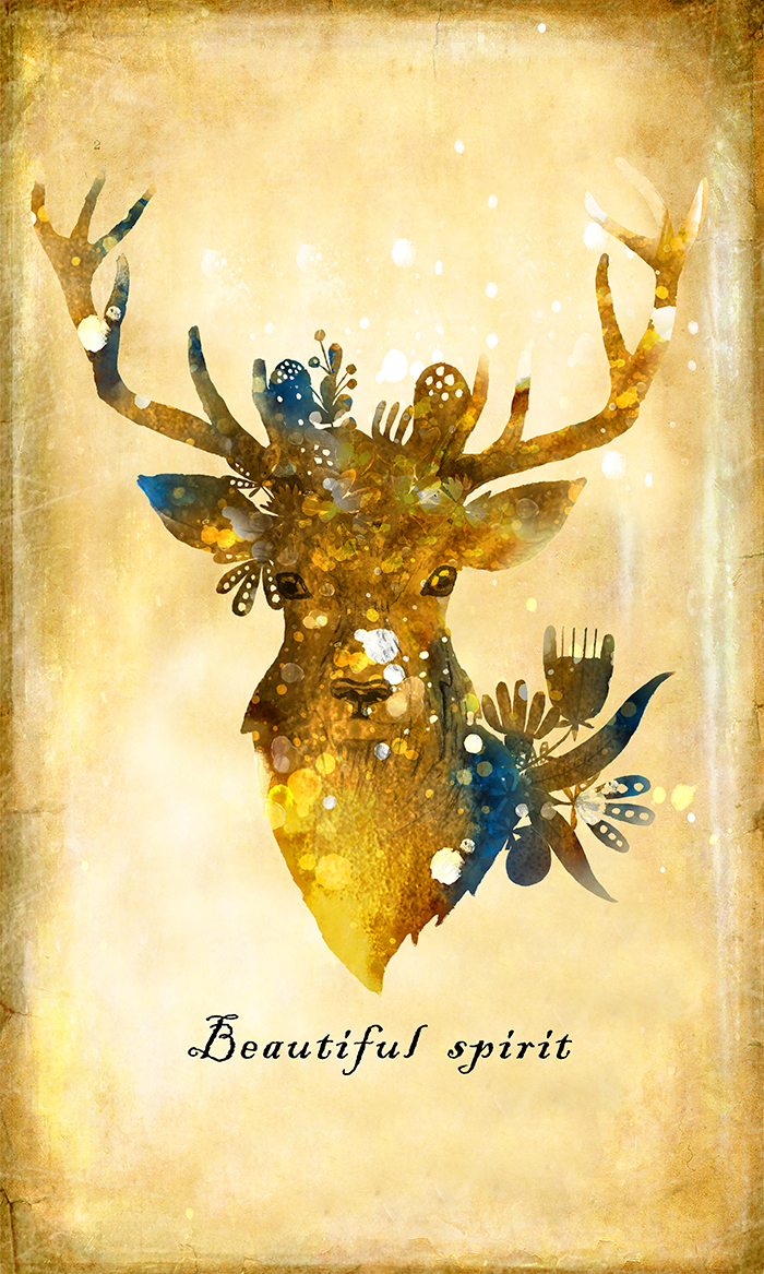 Magnificent Decorative Stag Head Wall Pictures Inspiration - The ...
